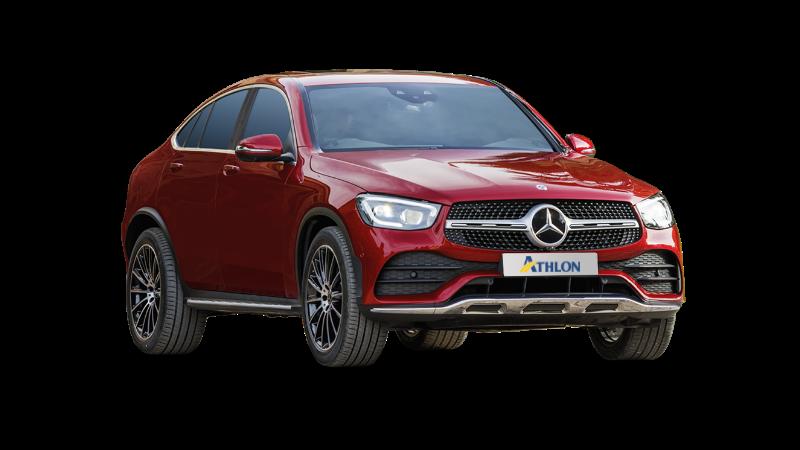 Oferta Renting Flexible Mercedes-Benz GLC