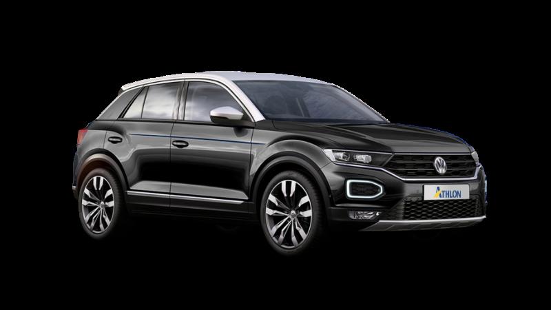 Oferta Renting Flexible Volkswagen T-Roc
